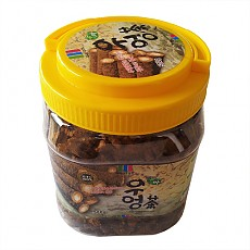 *해썹인증,무농약 우엉차 (500g×1박스) 일시할인상품