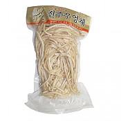 무농약( 햇우엉채) 1kg(조림용,김밥용)