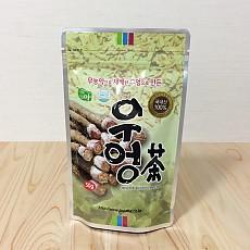 [해썹인증] 무농약 우엉차 200g (50g*4개)